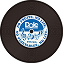 Dole / ドール [Beverage Coaster / コースター] Graphic Design